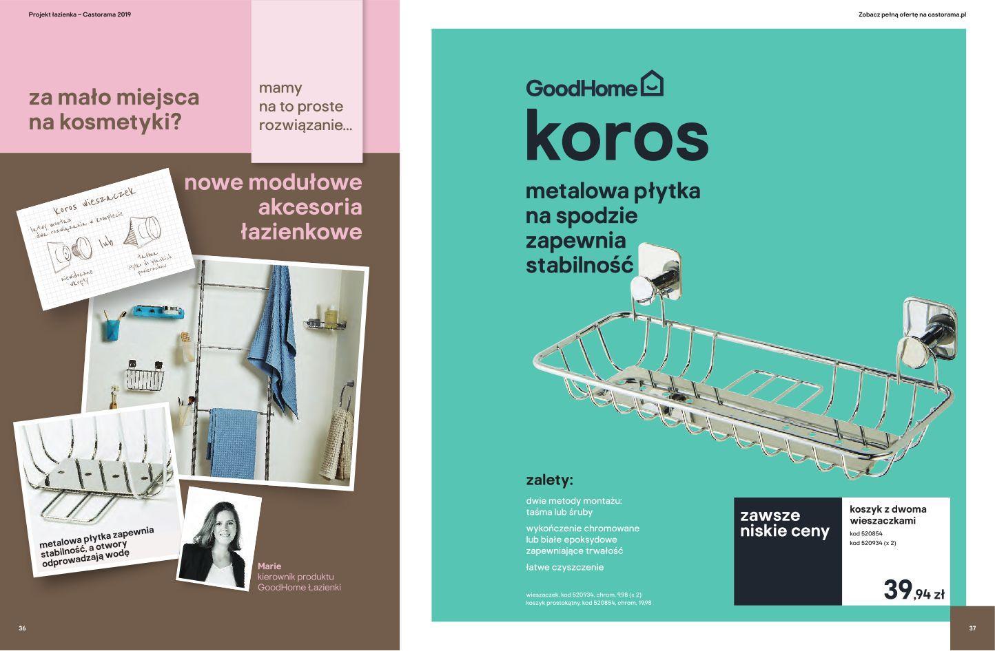 Gazetka promocyjna Castorama do 31/12/2019 str.19