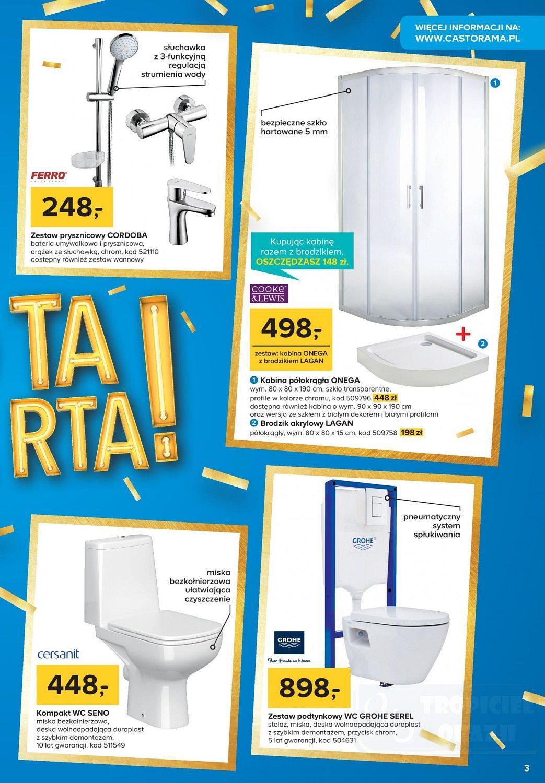 Gazetka promocyjna Castorama do 07/10/2018 str.2