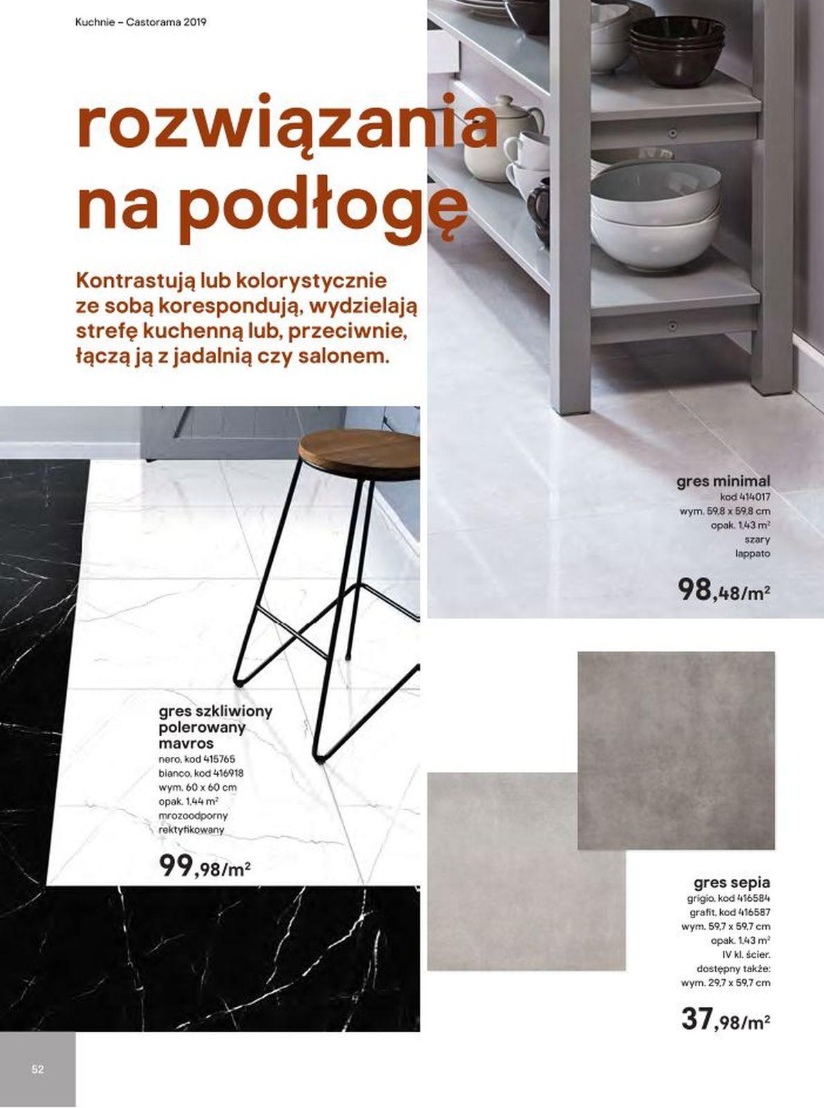 Gazetka promocyjna Castorama do 31/12/2019 str.48