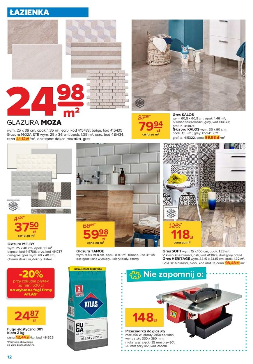 Gazetka promocyjna Castorama do 27/08/2017 str.11