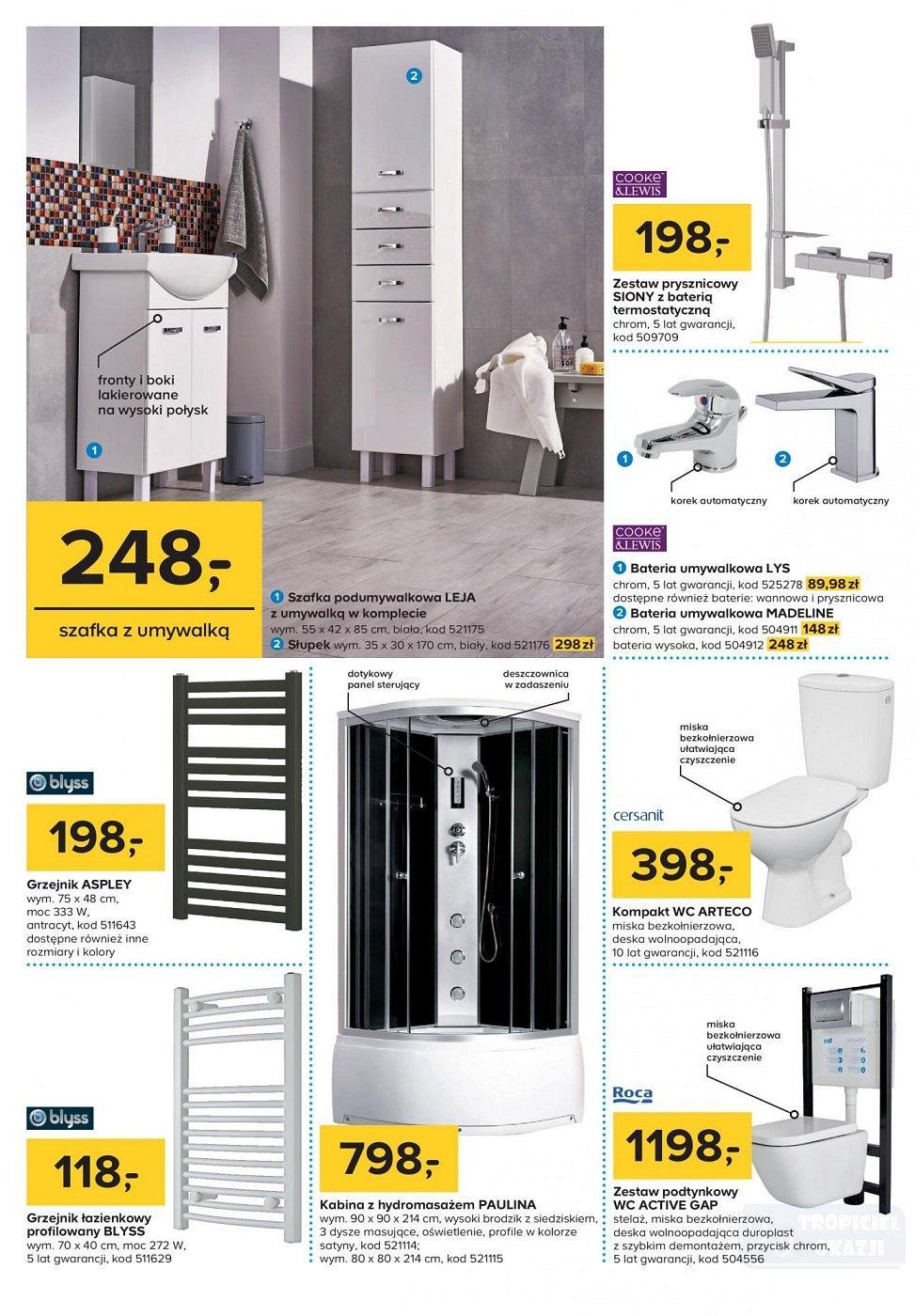Gazetka promocyjna Castorama do 23/09/2018 str.6
