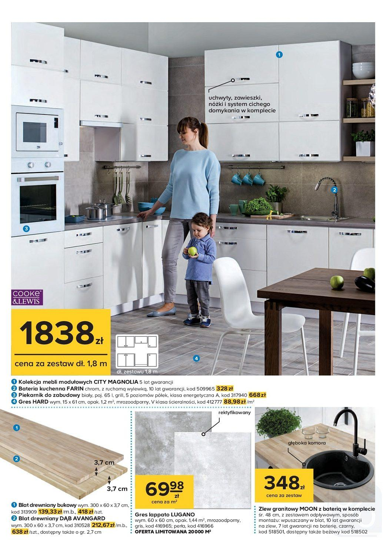 Gazetka Promocyjna I Reklamowa Castorama Castorama 606
