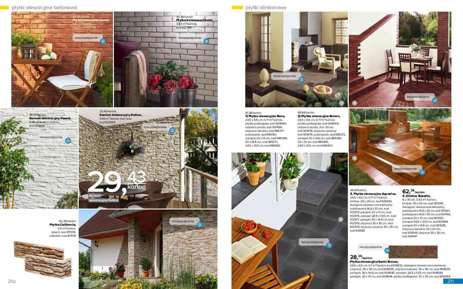 Gazetka Promocyjna I Reklamowa Castorama Katalog Dom I