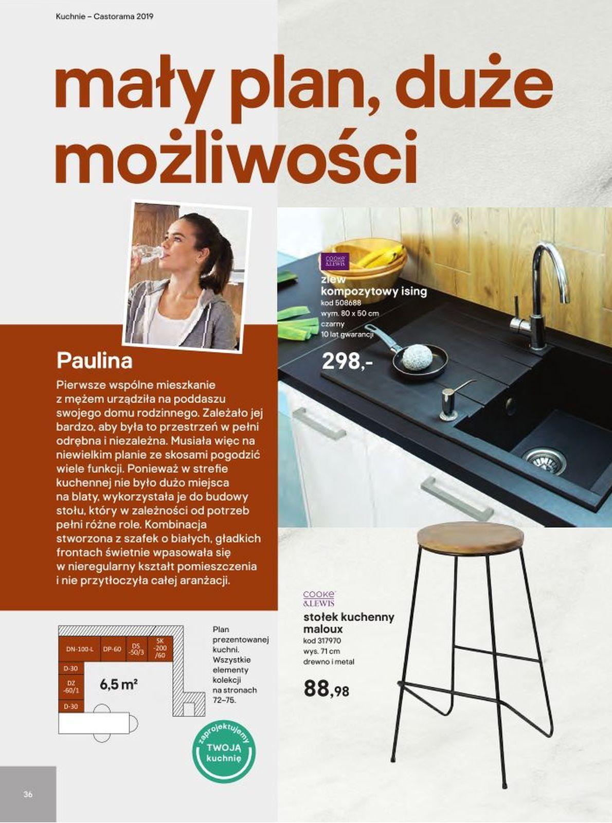 Gazetka promocyjna Castorama do 31/12/2019 str.32