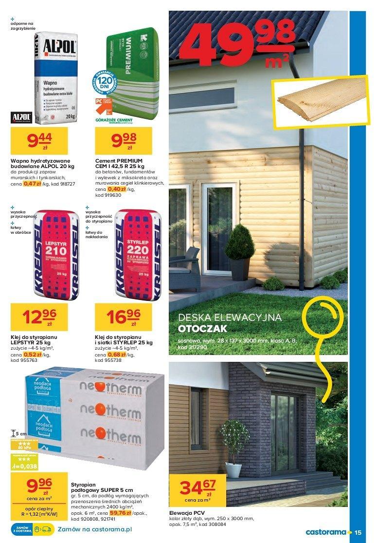 Gazetka promocyjna Castorama do 21/05/2017 str.14