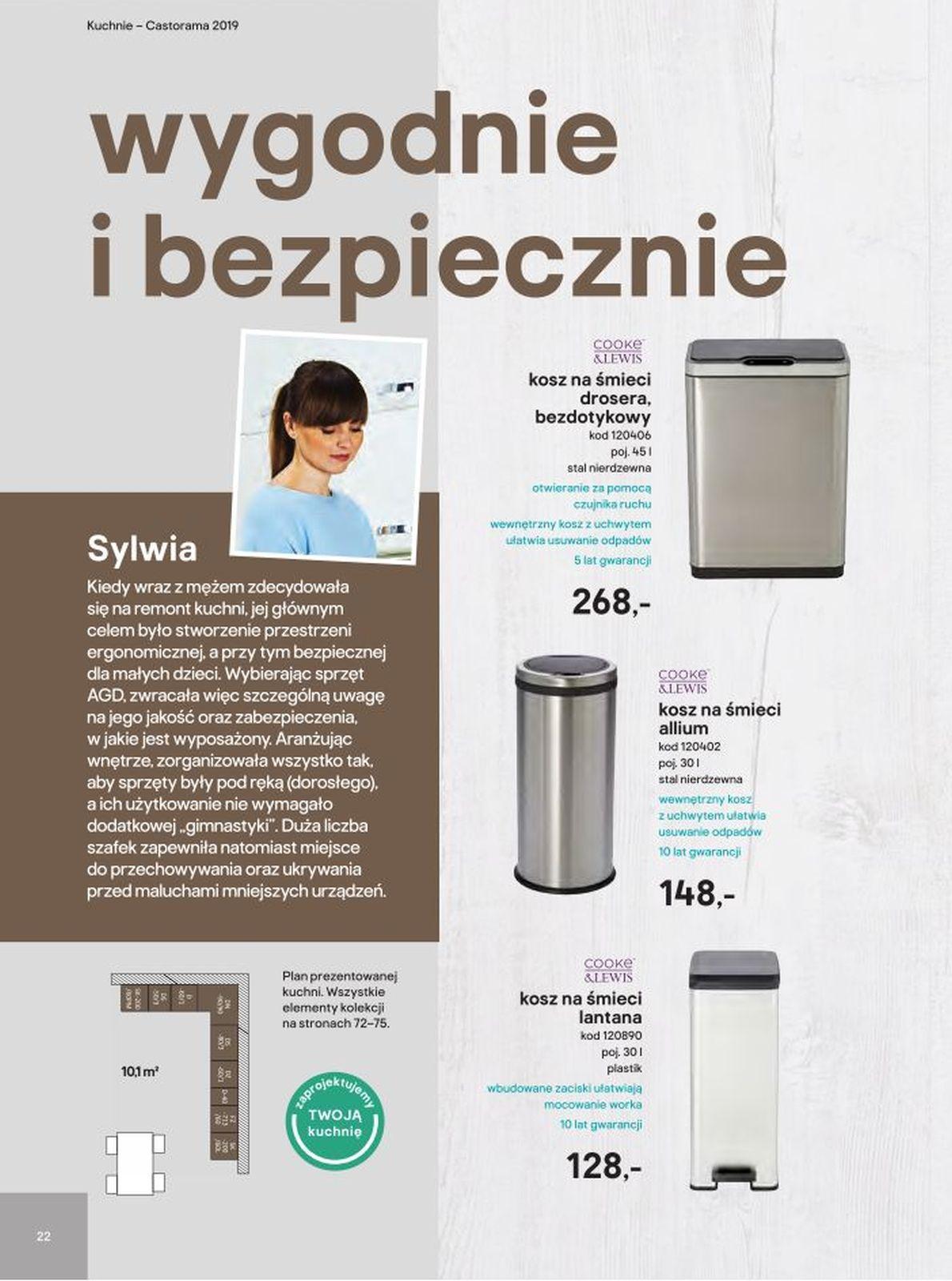 Gazetka promocyjna Castorama do 31/12/2019 str.18