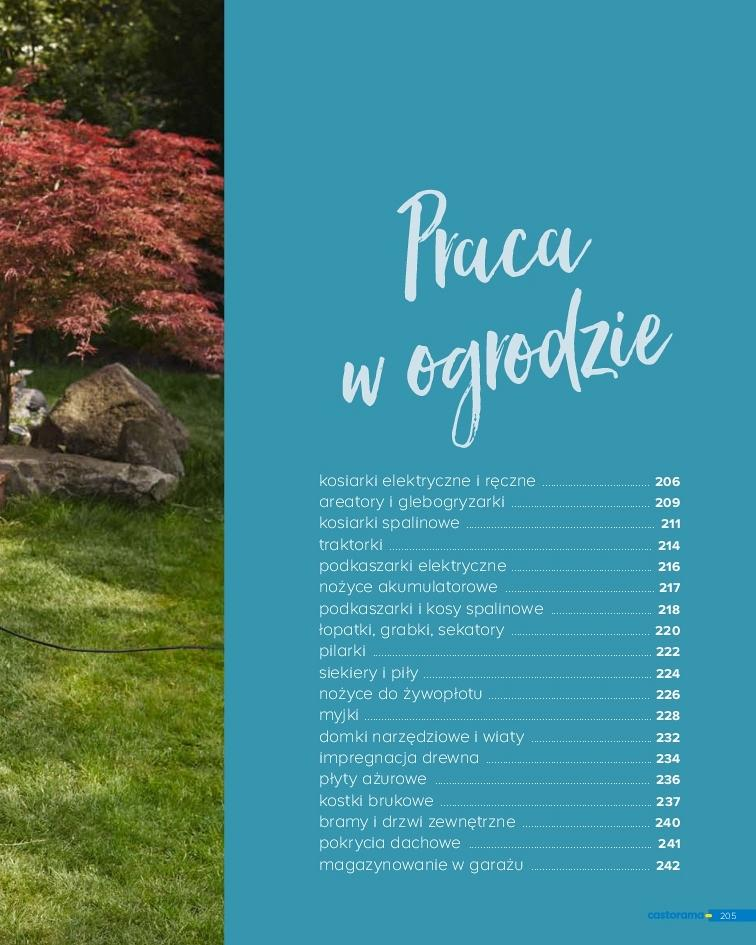 Gazetka promocyjna Castorama do 21/09/2017 str.204