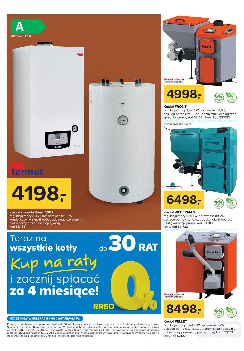 Gazetka promocyjna Castorama do 23/09/2018 str.3