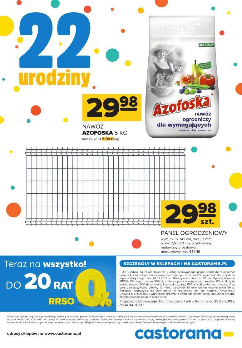 Gazetka promocyjna Castorama do 07/04/2019 str.7