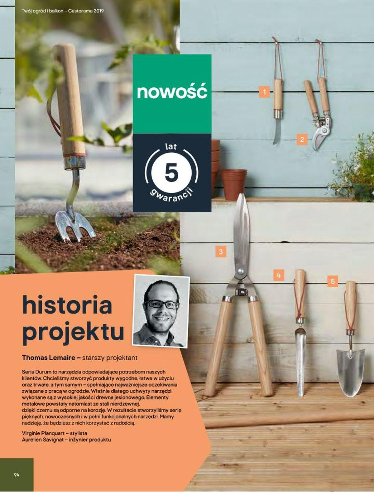 Gazetka promocyjna Castorama do 31/12/2019 str.87