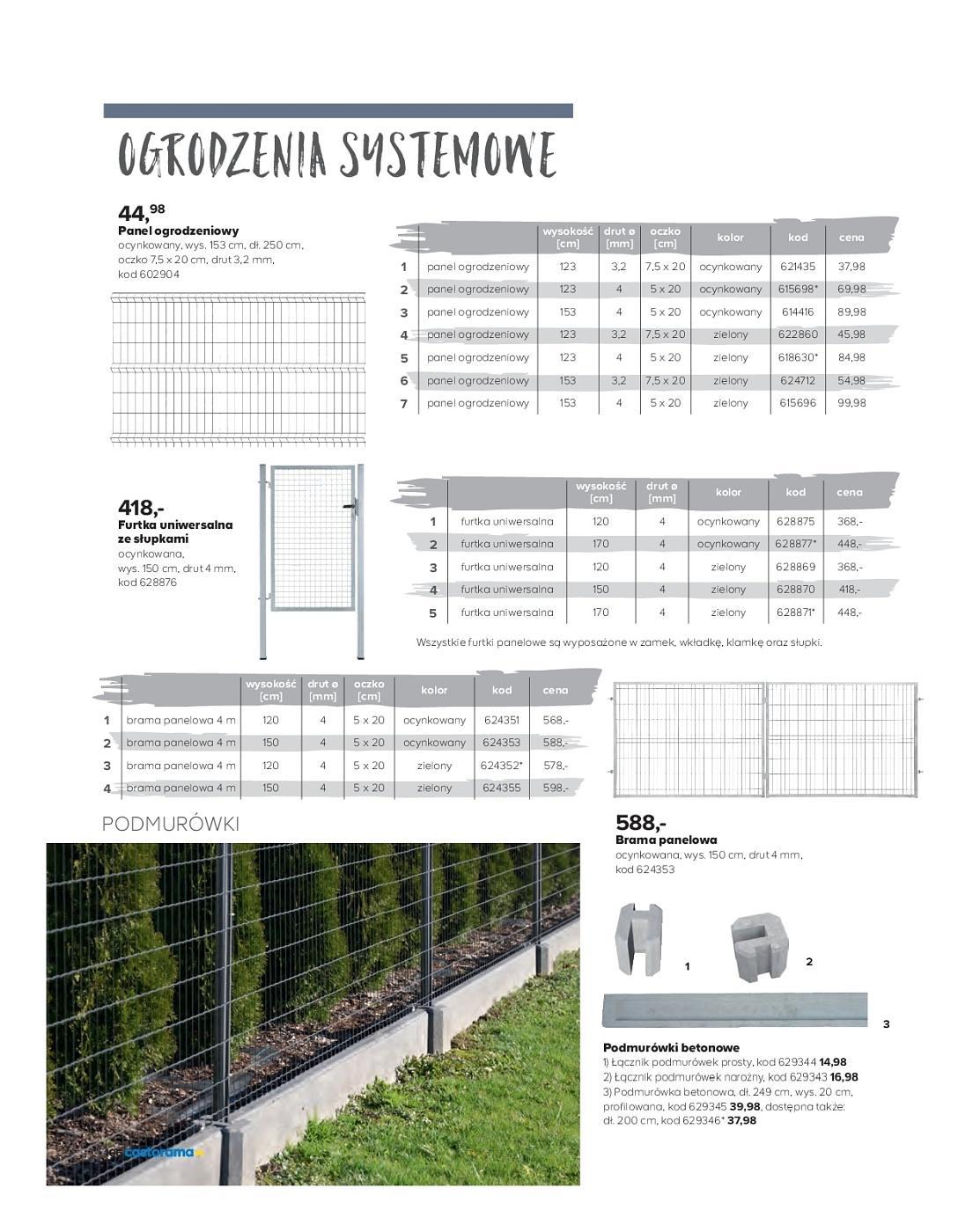 Gazetka promocyjna Castorama do 21/09/2018 str.105