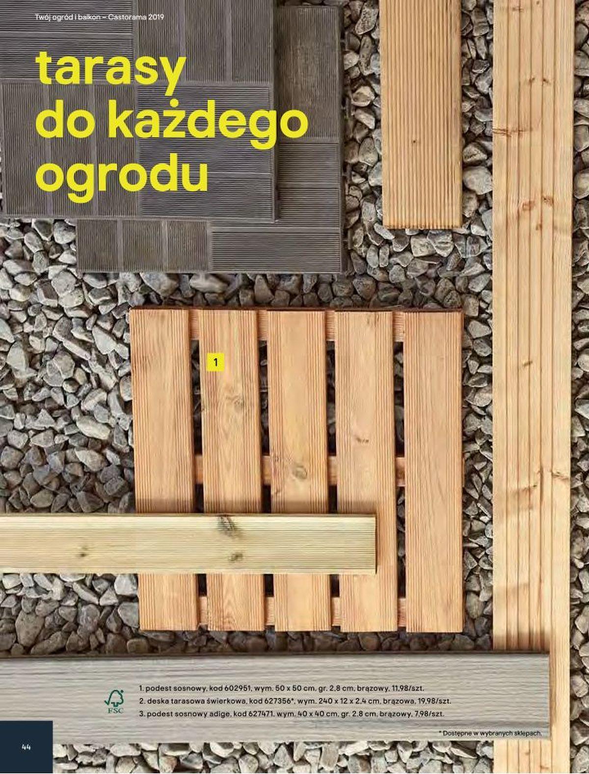 Gazetka promocyjna Castorama do 31/12/2019 str.37