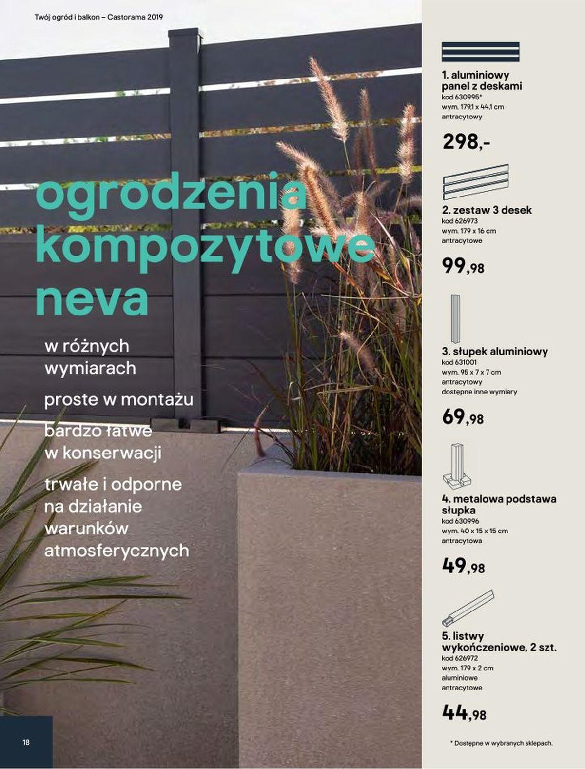 Gazetka promocyjna Castorama do 31/12/2019 str.11