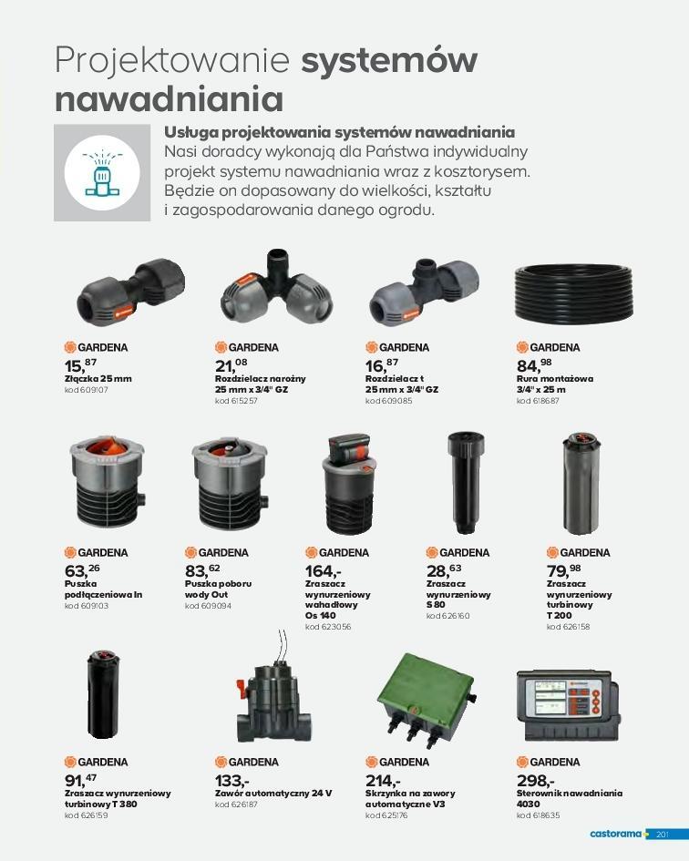 Gazetka promocyjna Castorama do 21/09/2017 str.200