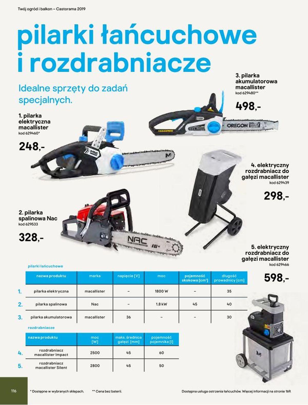 Gazetka promocyjna Castorama do 31/12/2019 str.109