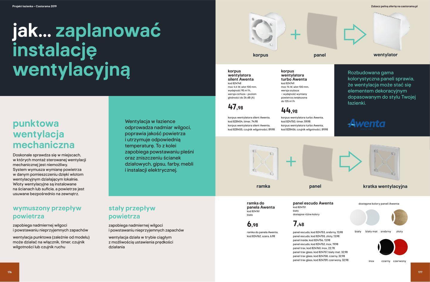 Gazetka promocyjna Castorama do 31/12/2019 str.89
