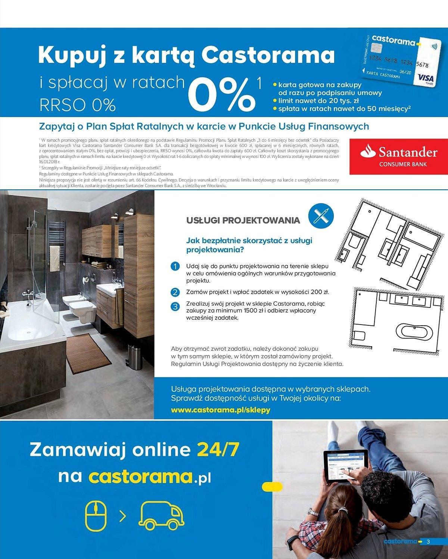 Gazetka promocyjna Castorama do 31/12/2018 str.2