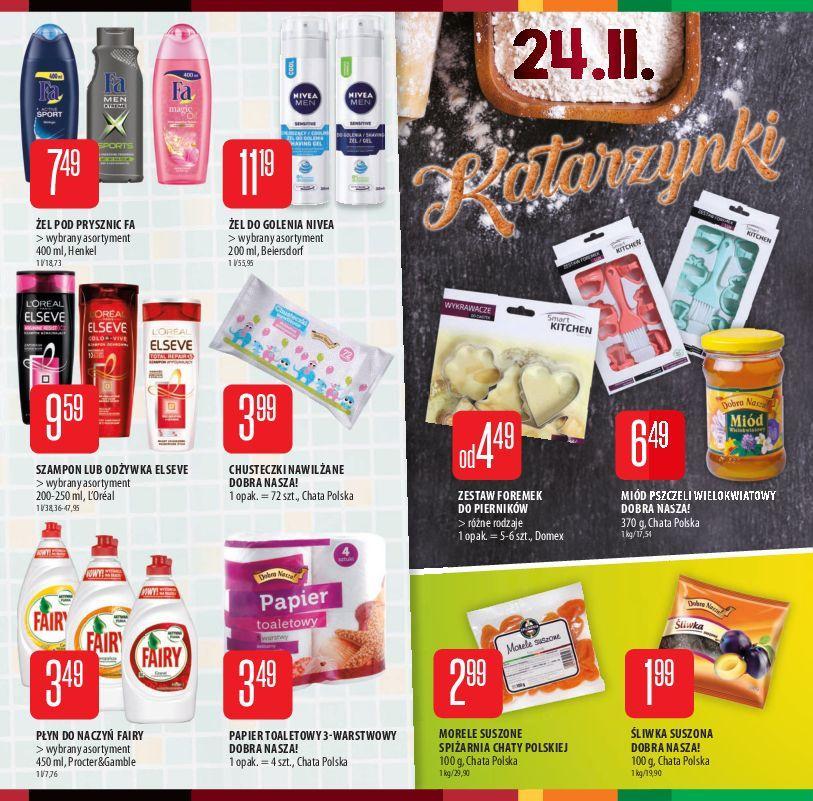 Gazetka promocyjna Chata Polska do 28/11/2018 str.5