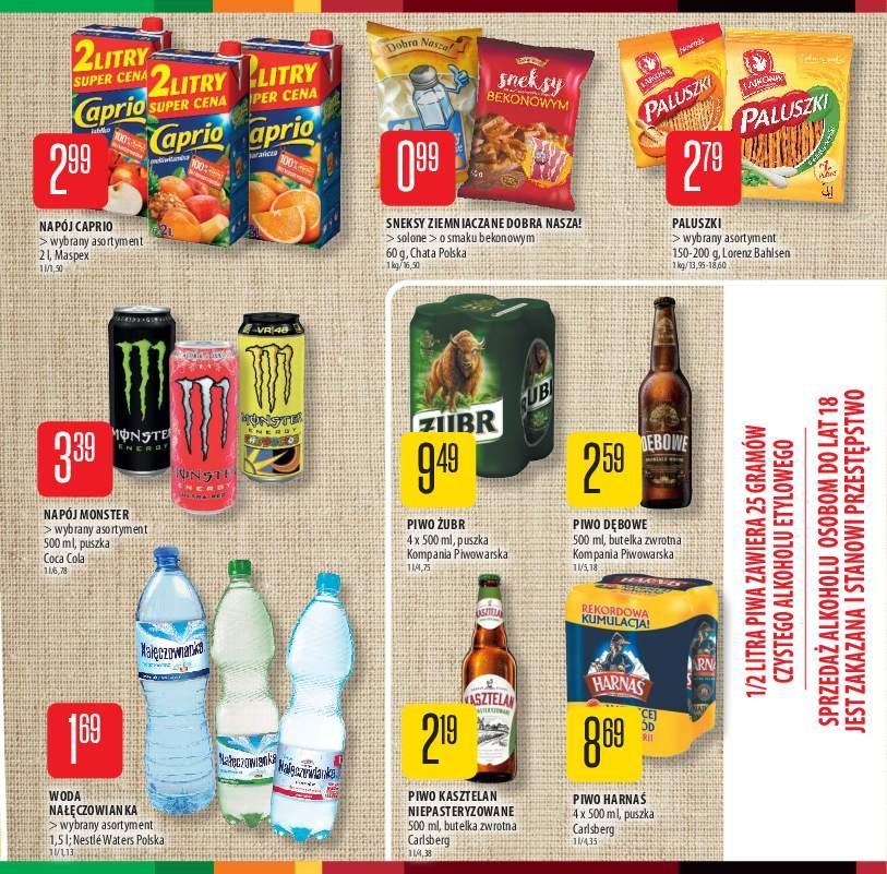 Gazetka promocyjna Chata Polska do 24/10/2018 str.6