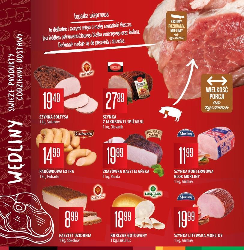 Gazetka promocyjna Chata Polska do 31/01/2019 str.1