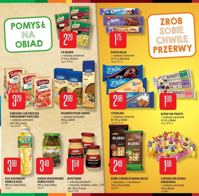 Gazetka promocyjna Chata Polska do 10/10/2018 str.4