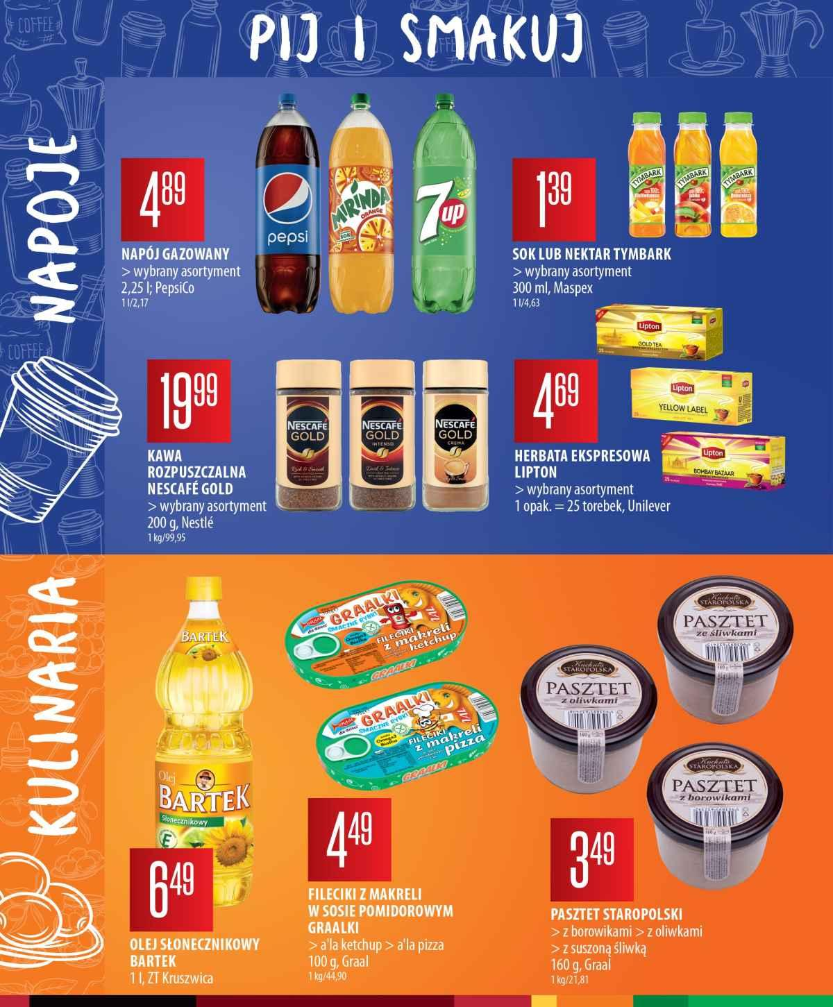 Gazetka promocyjna Chata Polska do 05/06/2019 str.7