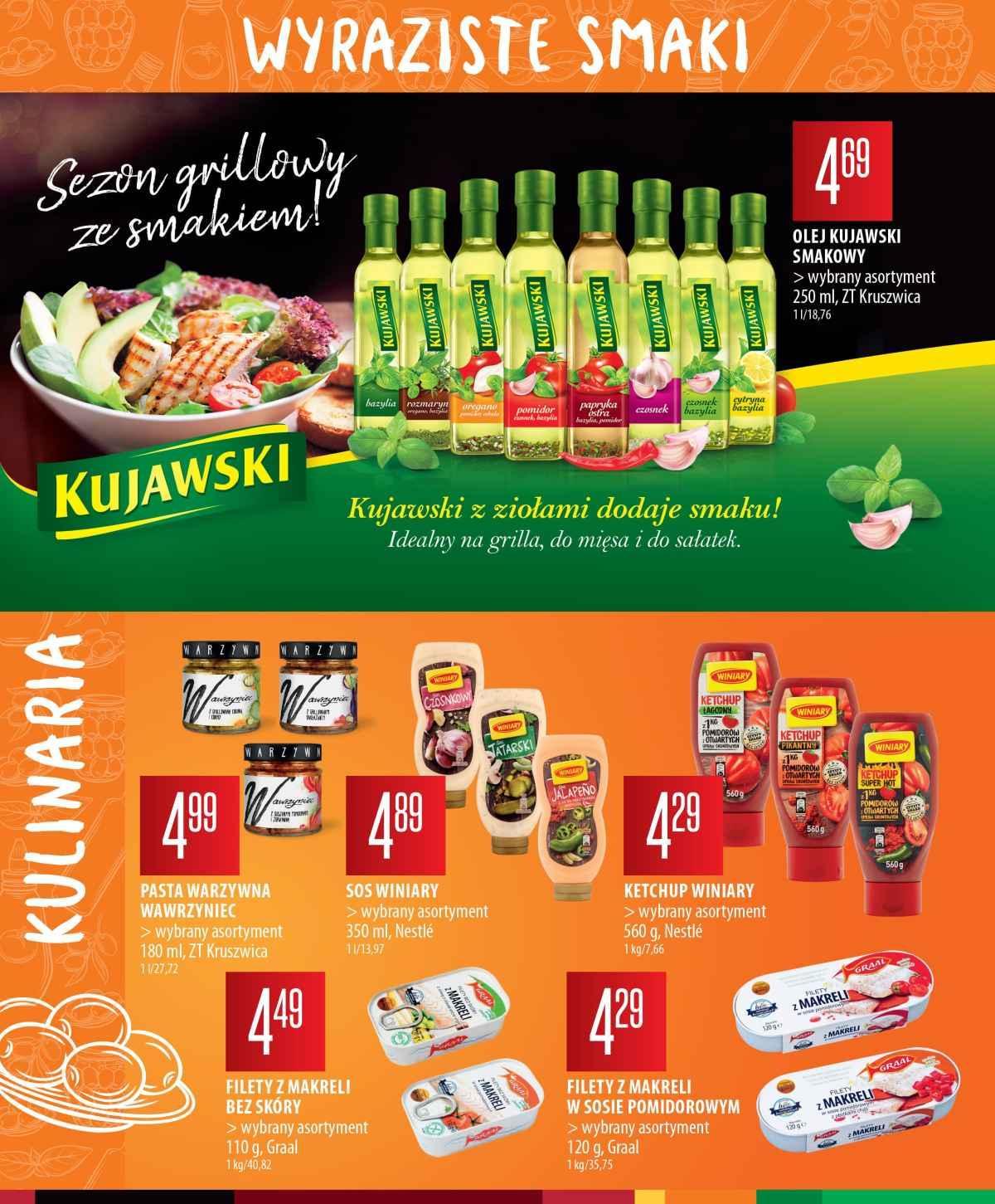 Gazetka promocyjna Chata Polska do 12/06/2019 str.8