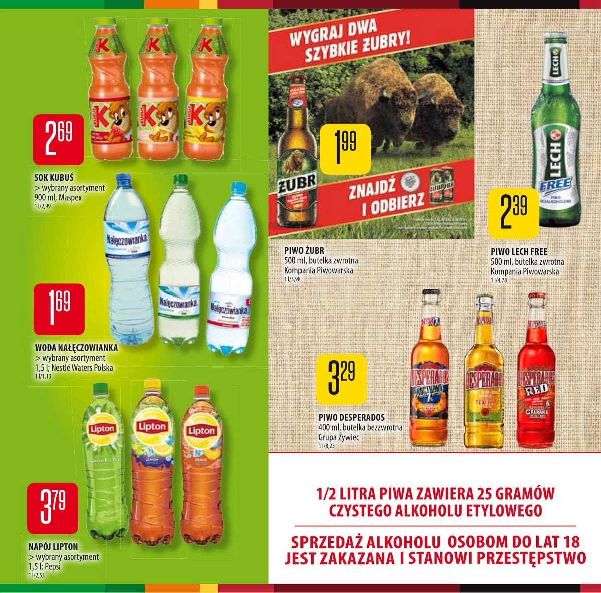 Gazetka promocyjna Chata Polska do 21/02/2018 str.6