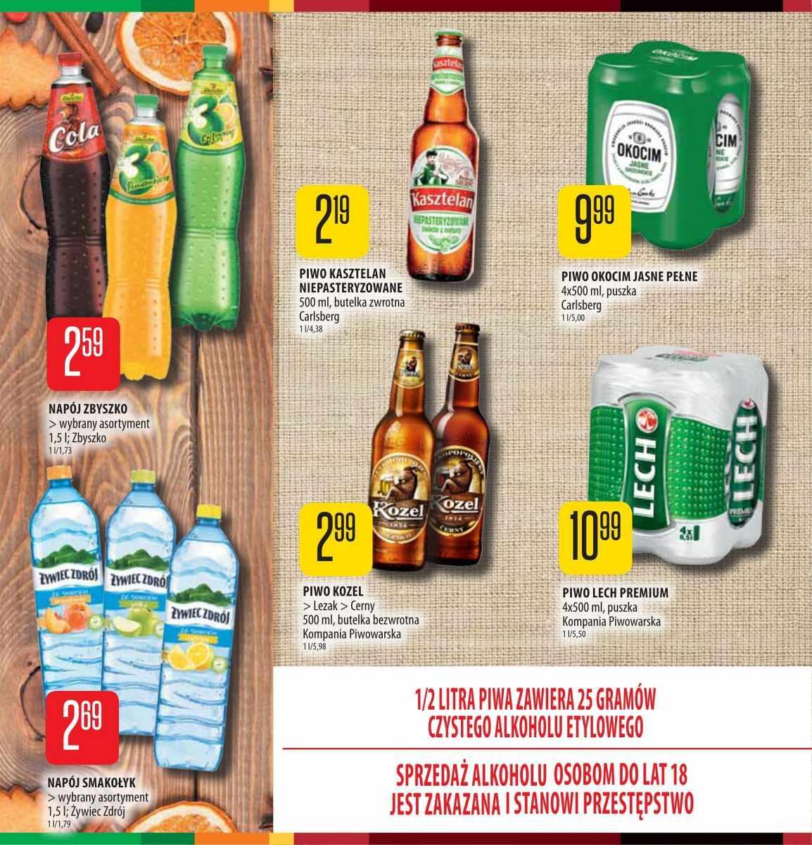 Gazetka promocyjna Chata Polska do 13/12/2017 str.10