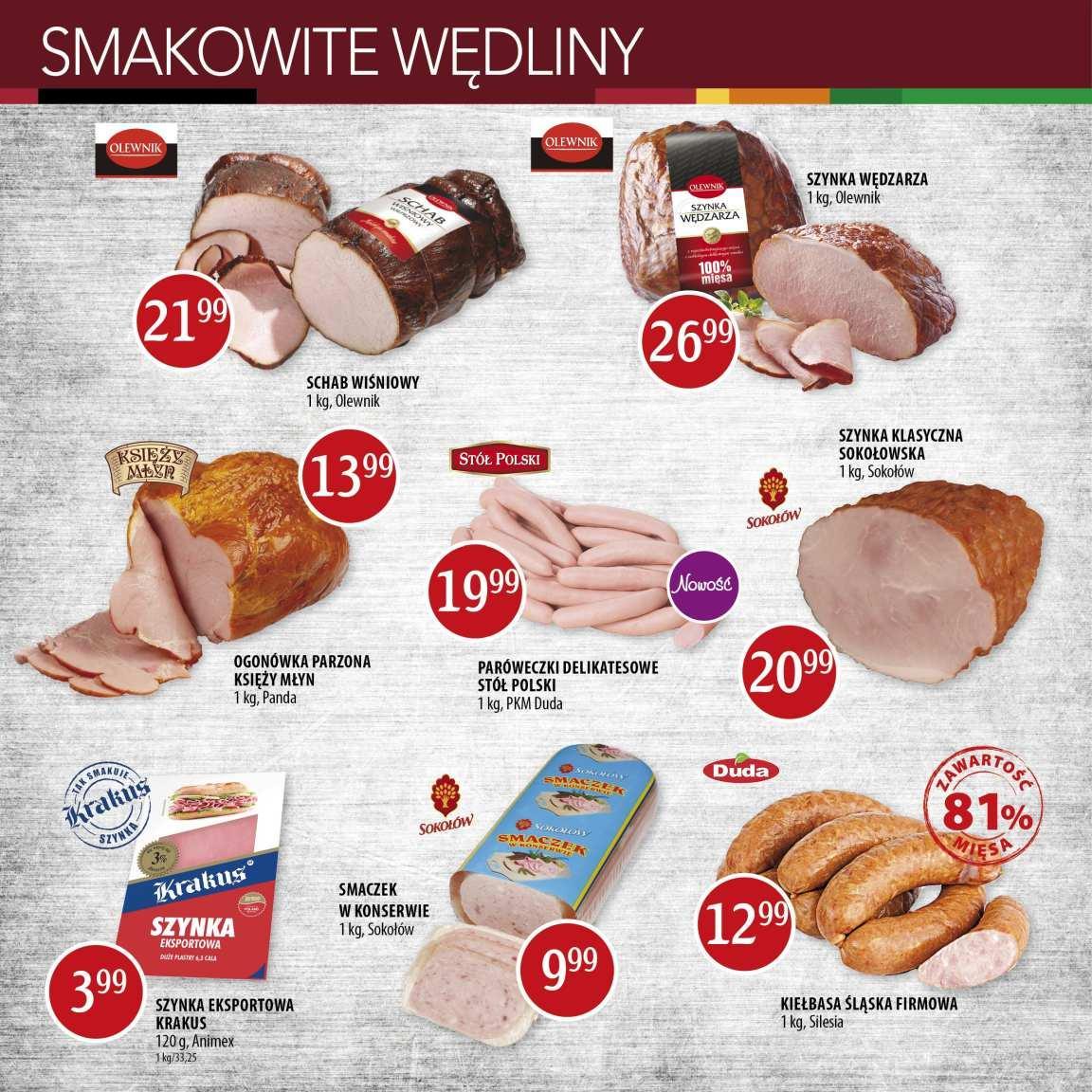 Gazetka promocyjna Chata Polska do 19/10/2016 str.1