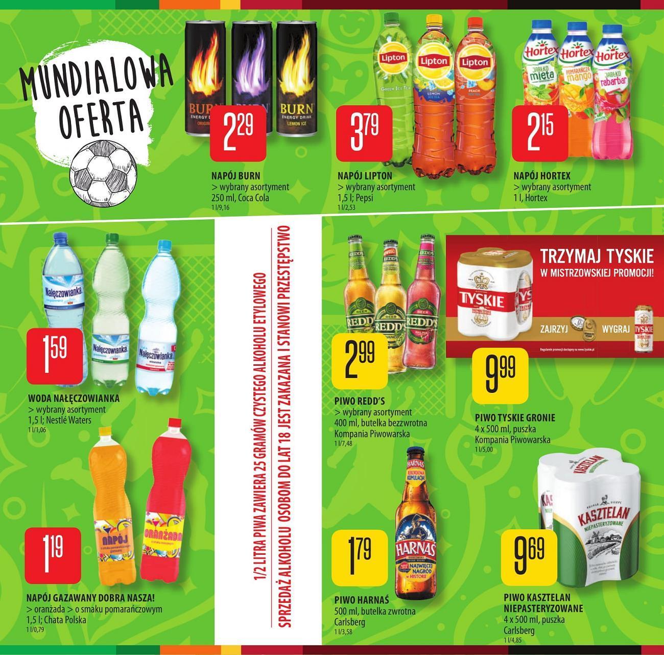 Gazetka promocyjna Chata Polska do 04/07/2018 str.6