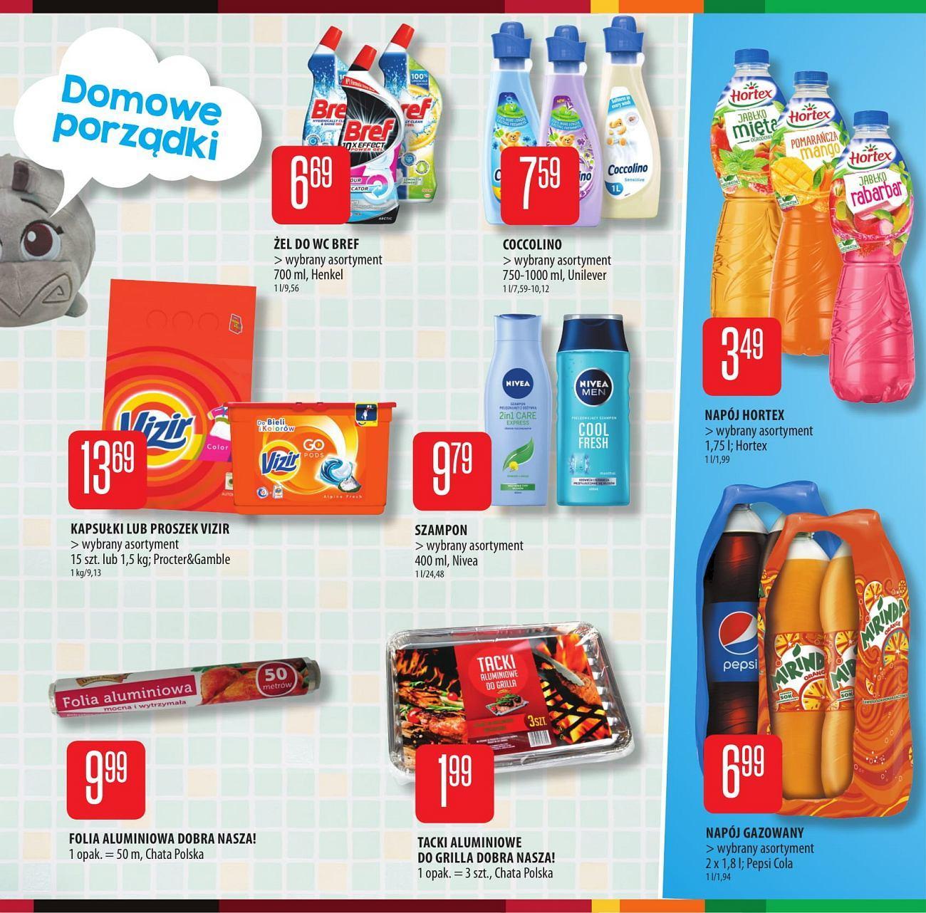 Gazetka promocyjna Chata Polska do 15/08/2018 str.5