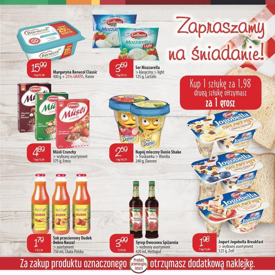Gazetka promocyjna Chata Polska do 18/05/2016 str.2