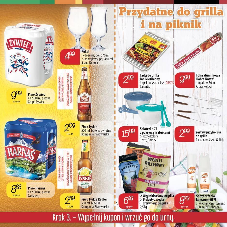 Gazetka promocyjna Chata Polska do 25/05/2016 str.4