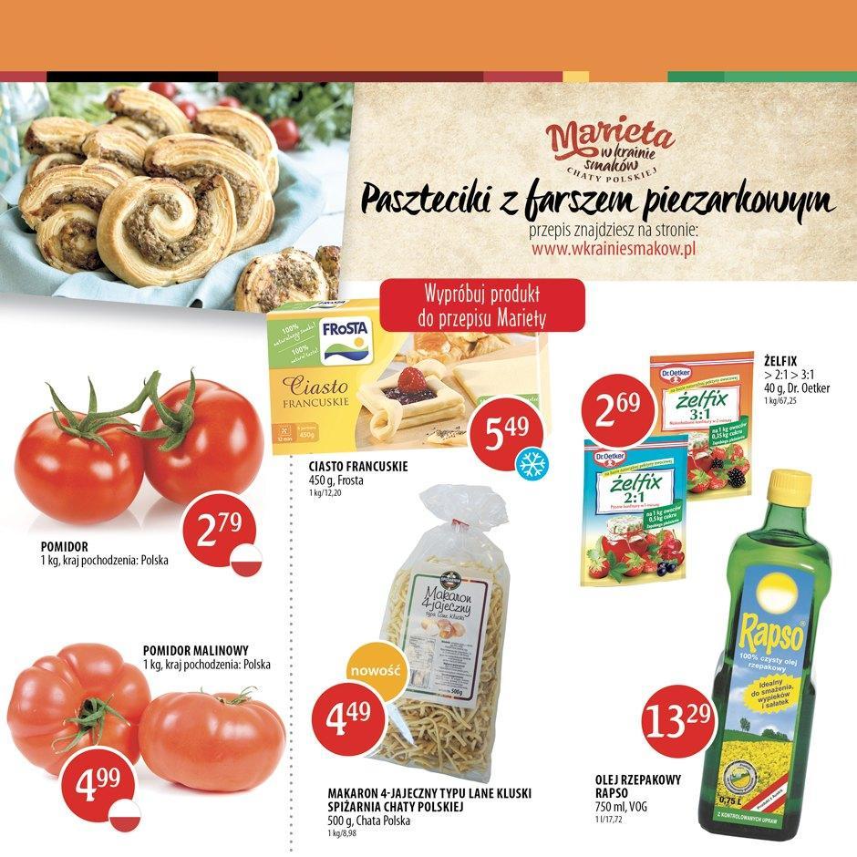 Gazetka promocyjna Chata Polska do 22/06/2016 str.3