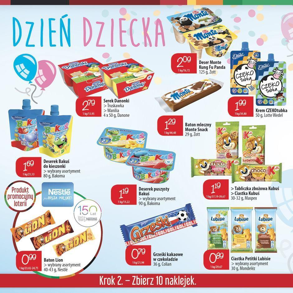 Gazetka promocyjna Chata Polska do 01/06/2016 str.3