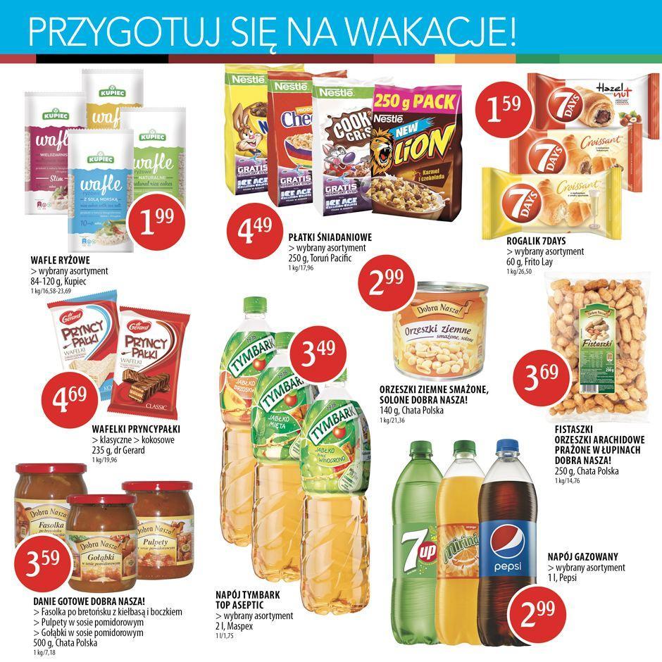 Gazetka promocyjna Chata Polska do 22/06/2016 str.5