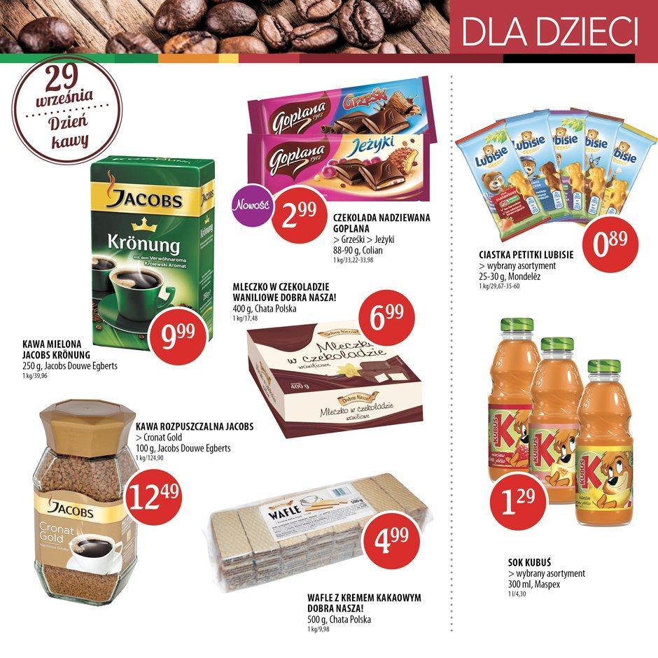 Gazetka promocyjna Chata Polska do 05/10/2016 str.4