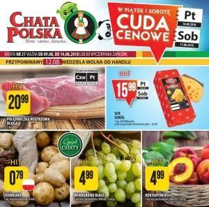 Chata Polska 9.08