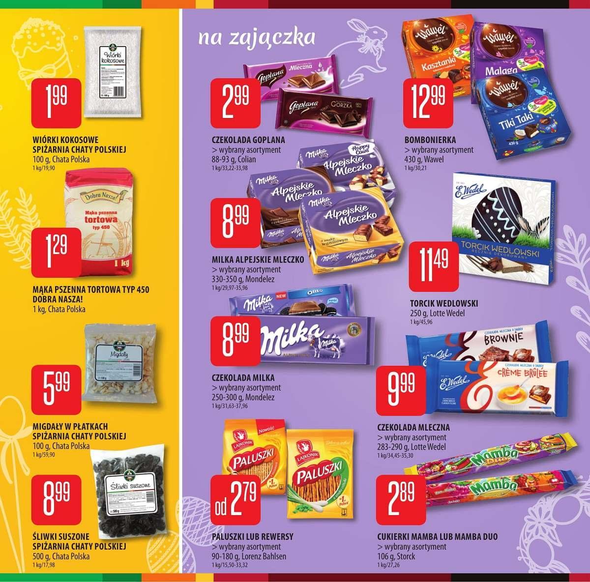 Gazetka promocyjna Chata Polska do 28/03/2018 str.4