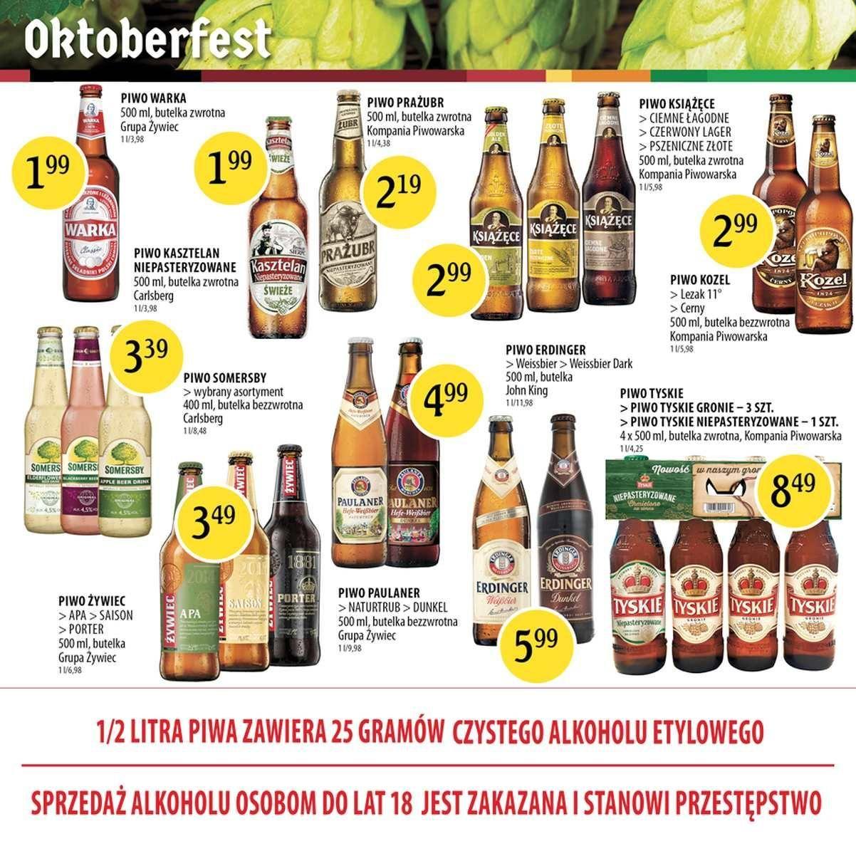 Gazetka promocyjna Chata Polska do 28/09/2016 str.5