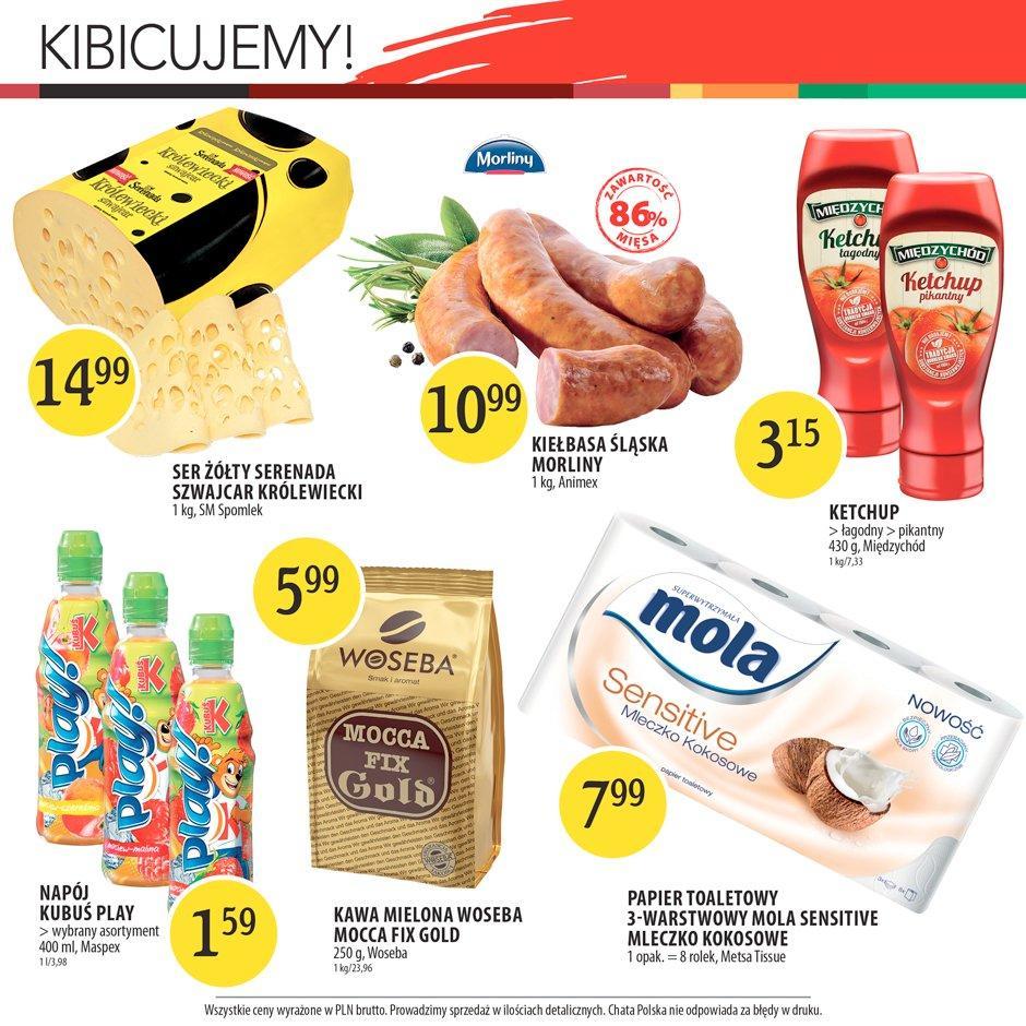 Gazetka promocyjna Chata Polska do 06/07/2016 str.7