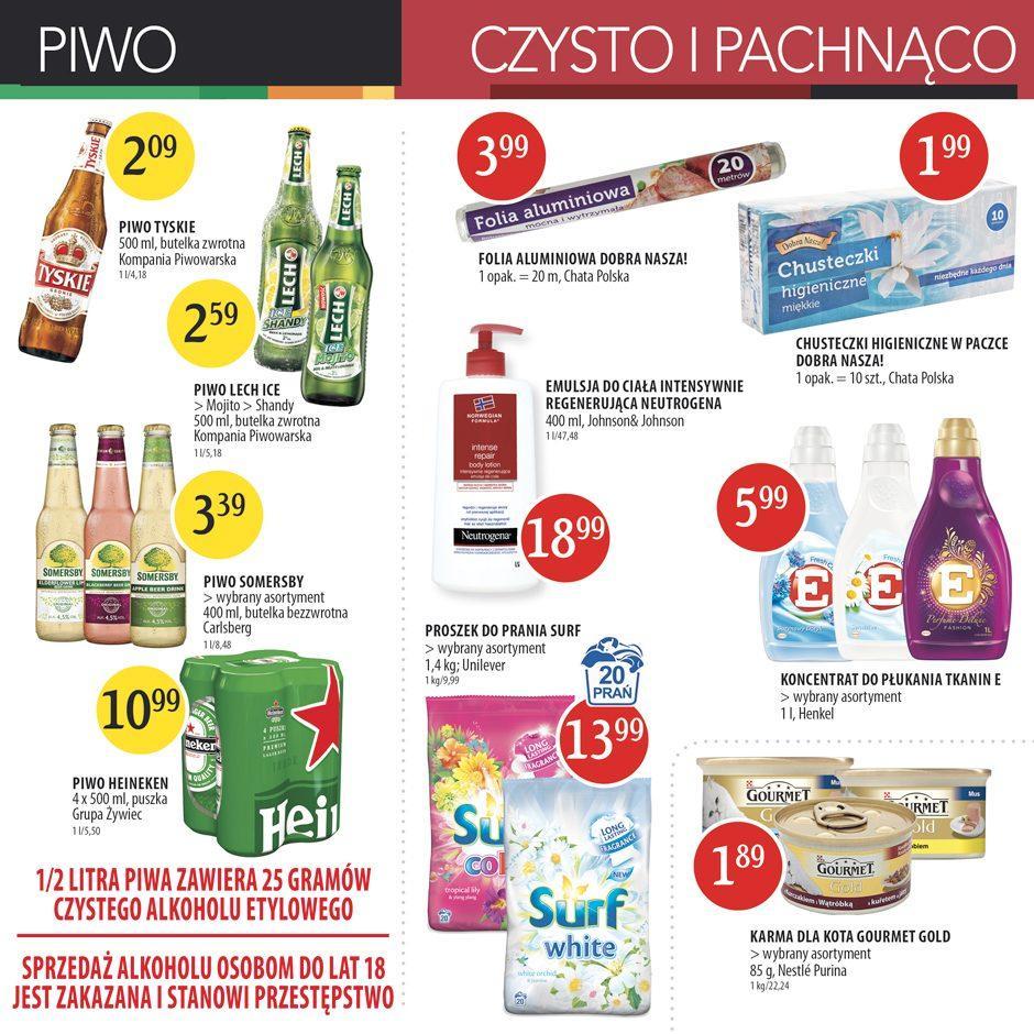 Gazetka promocyjna Chata Polska do 20/07/2016 str.6