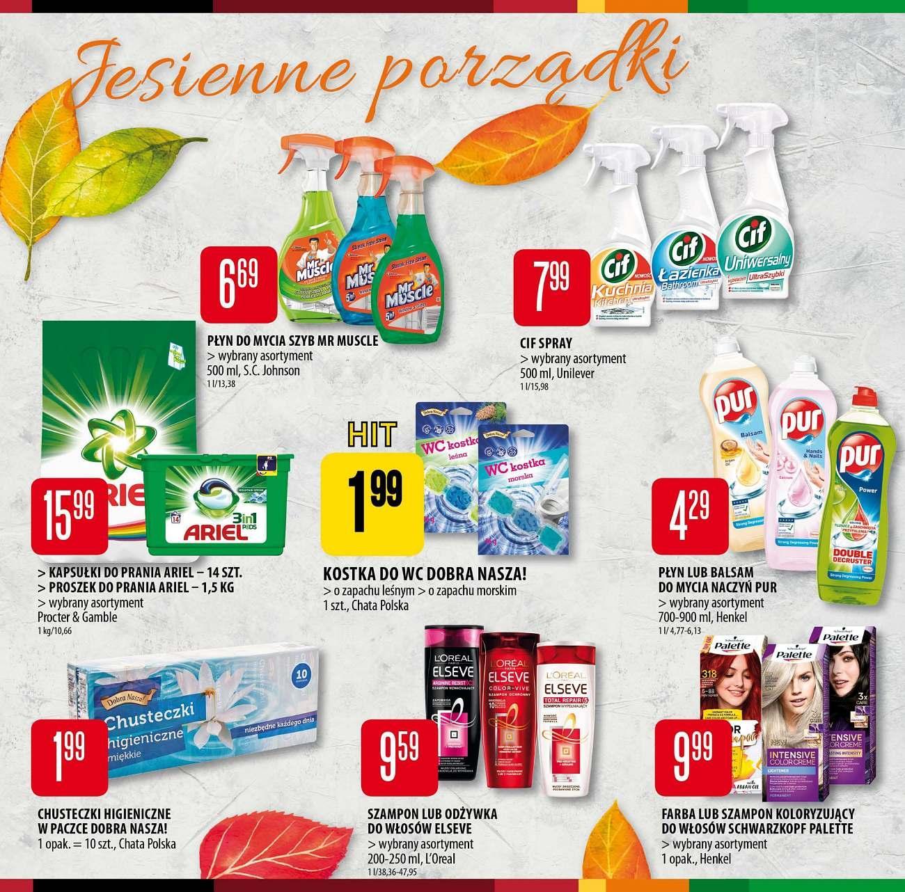Gazetka promocyjna Chata Polska do 19/09/2018 str.6