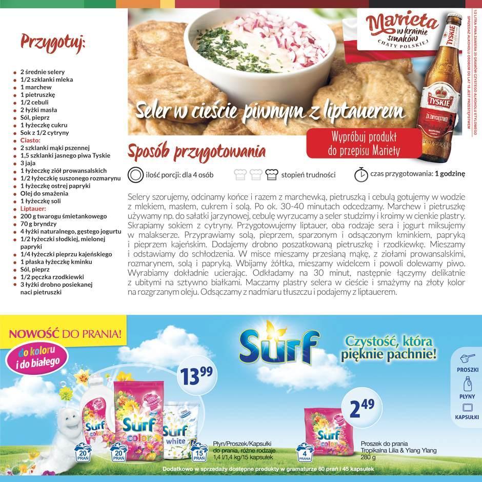 Gazetka promocyjna Chata Polska do 15/06/2016 str.6