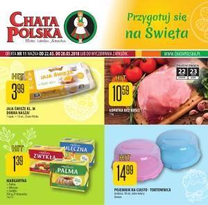 Chata Polska 22 marca