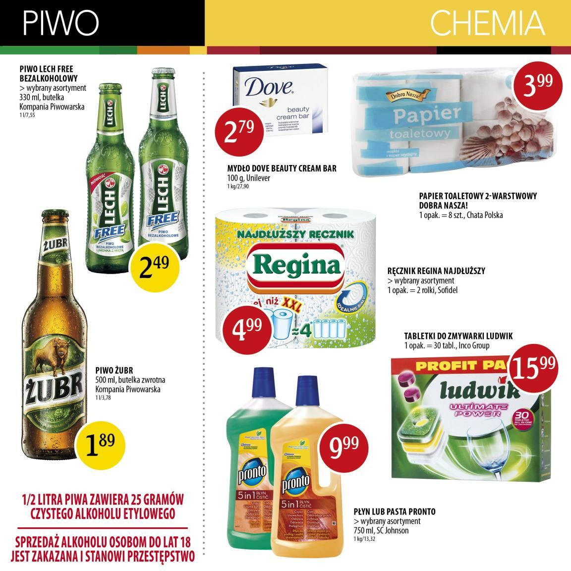 Gazetka promocyjna Chata Polska do 19/10/2016 str.6