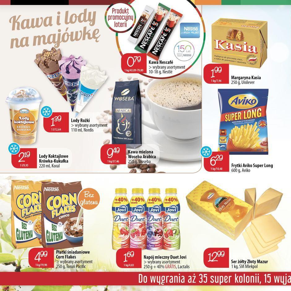 Gazetka promocyjna Chata Polska do 25/05/2016 str.5