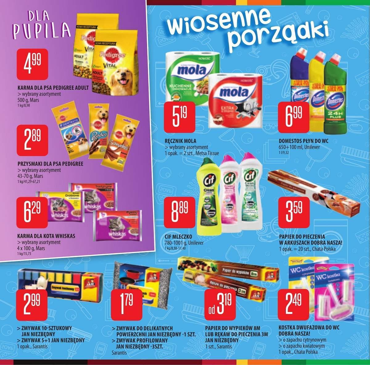 Gazetka promocyjna Chata Polska do 21/03/2018 str.5