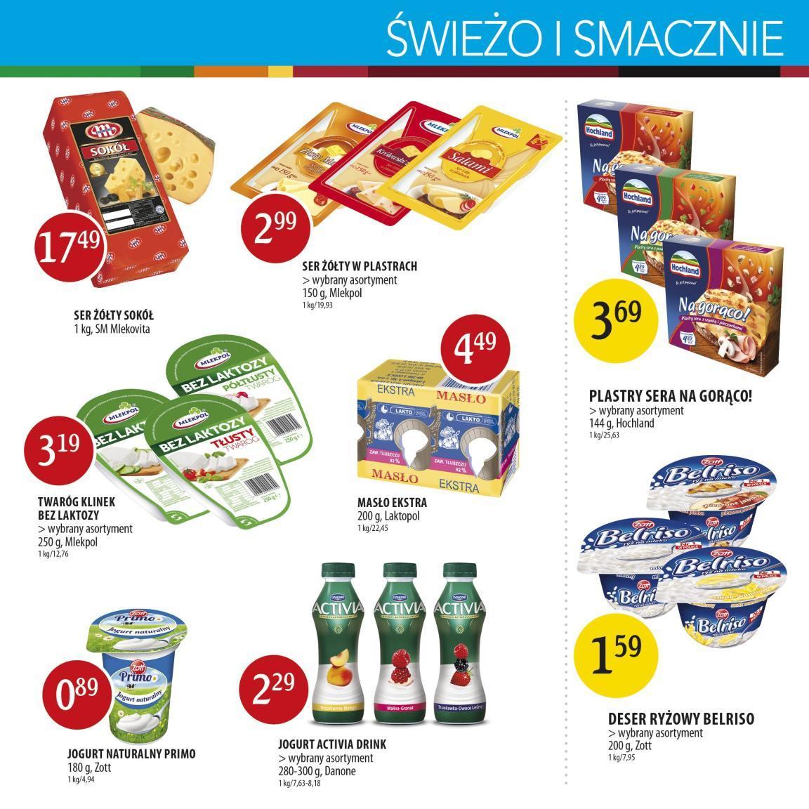 Gazetka promocyjna Chata Polska do 16/11/2016 str.2